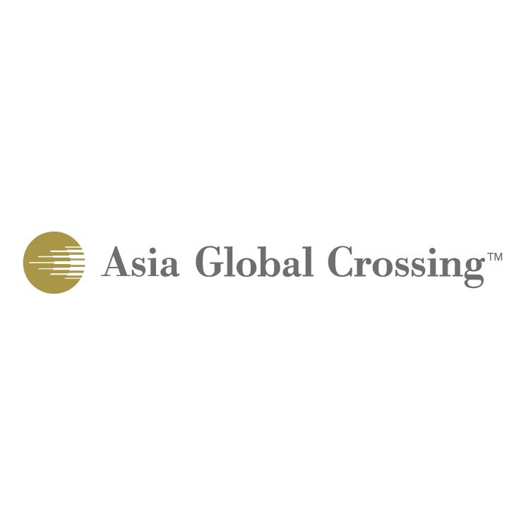 free vector Asia global crossing