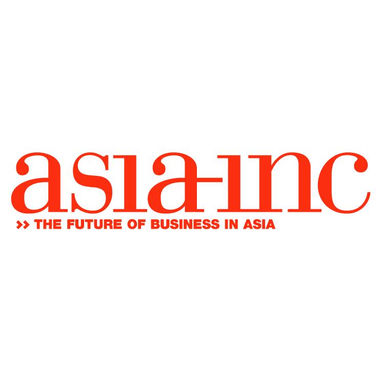 free vector Asia inc