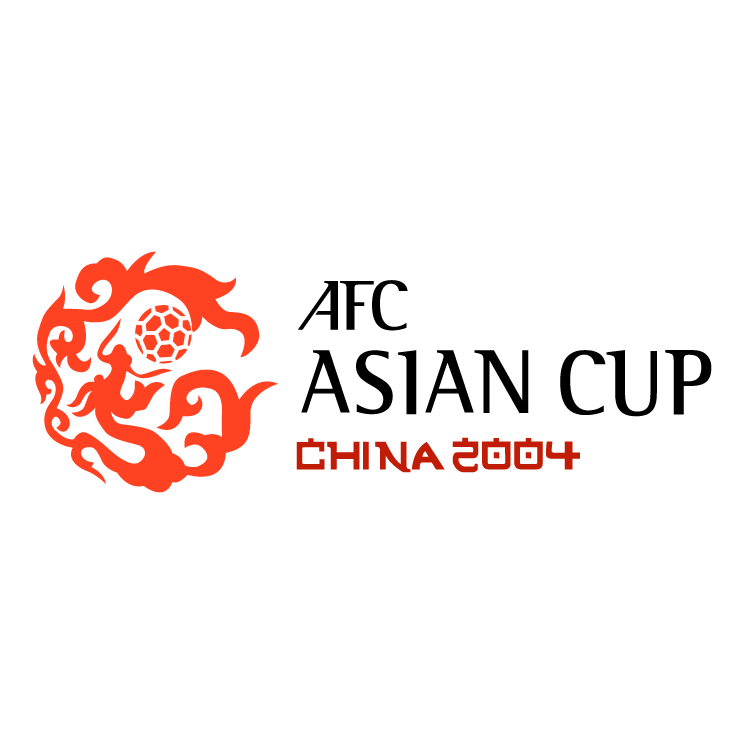 free vector Asian cup 2004 0