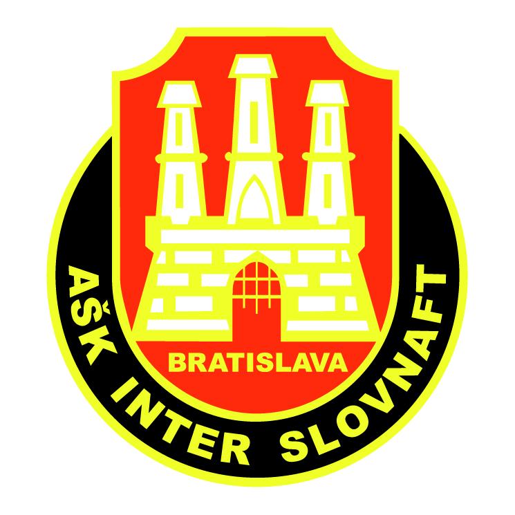 free vector Ask inter slovnaft