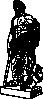 free vector Asklepios Statue clip art