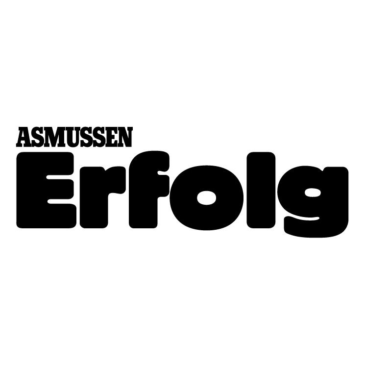 free vector Asmussen erfolg