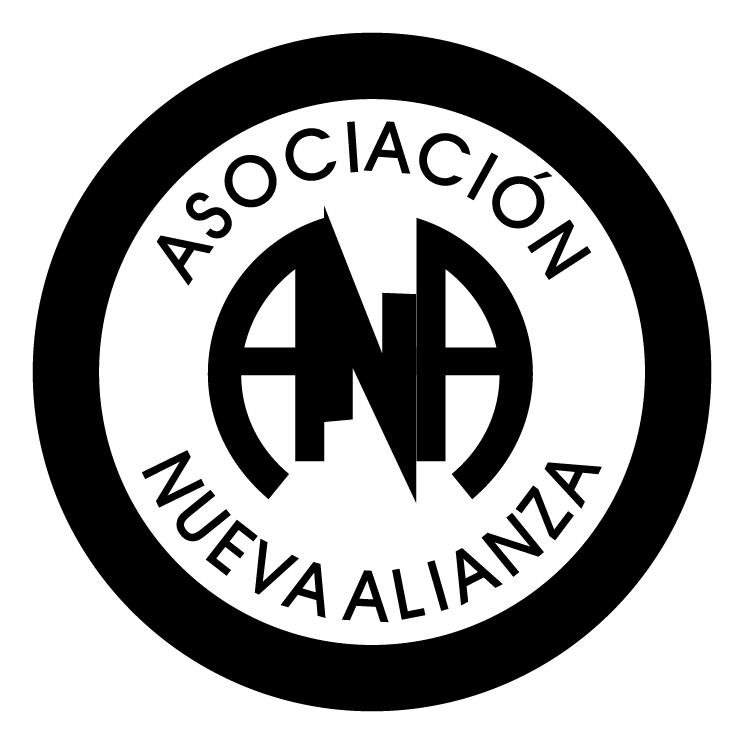 free vector Asociacion nueva alianza de la plata
