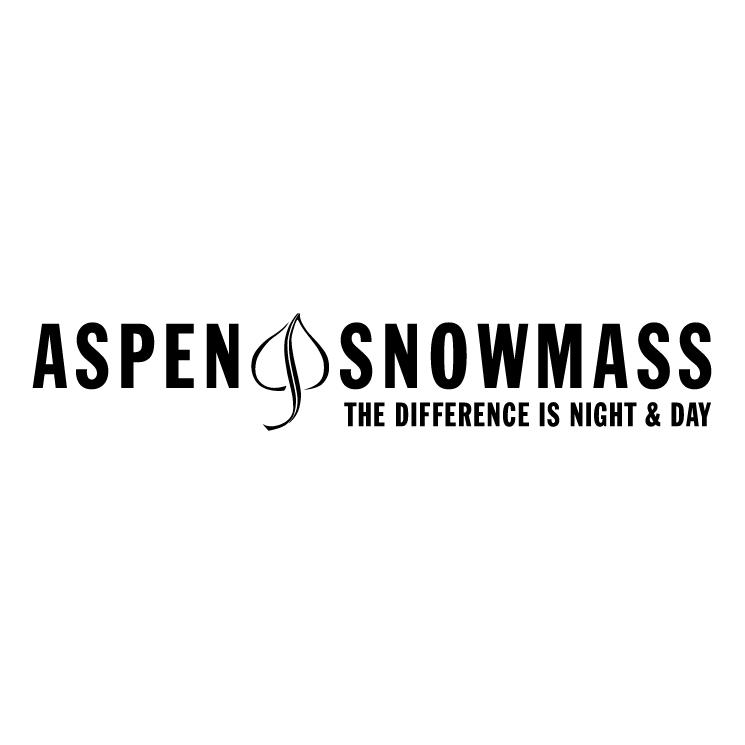 free vector Aspen snowmass 0