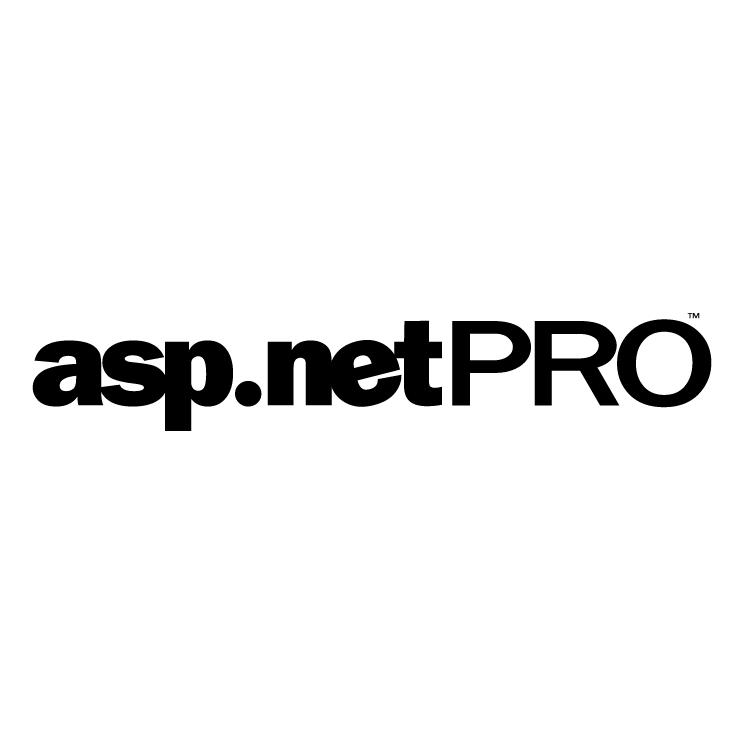 free vector Aspnetpro