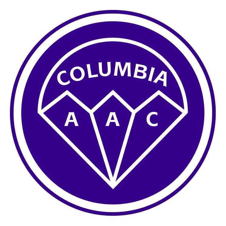 free vector Associacao atletica columbia de duque de caxias rj
