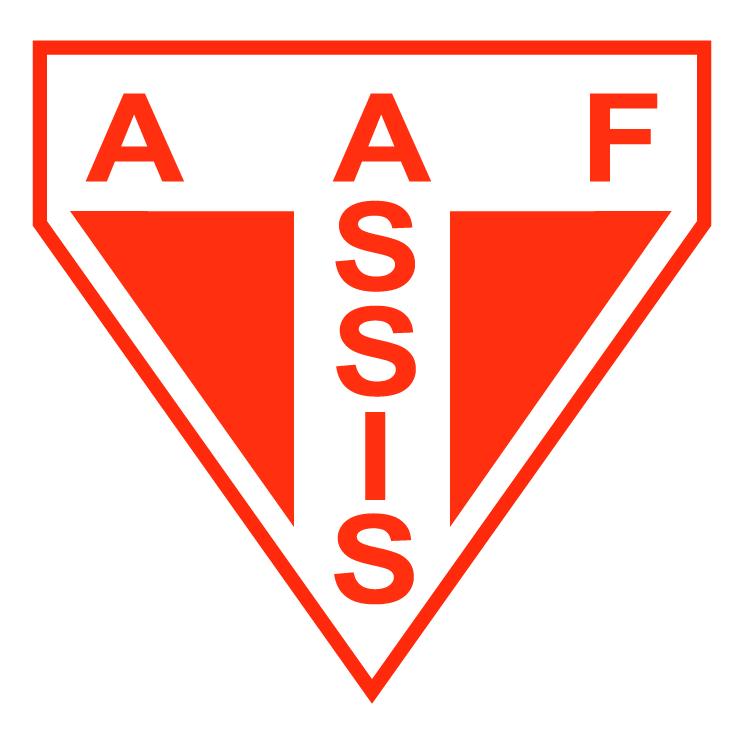 free vector Associacao atletica ferroviaria de assis sp