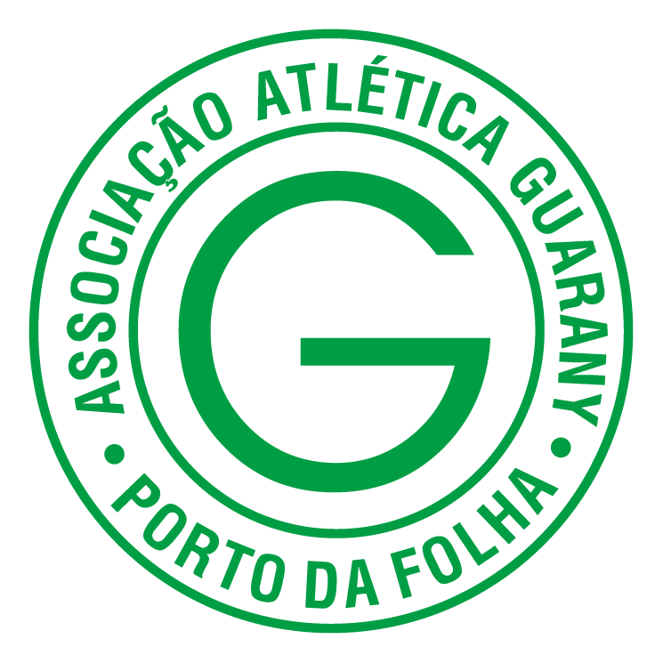free vector Associacao atletica guarany de porto da folha se