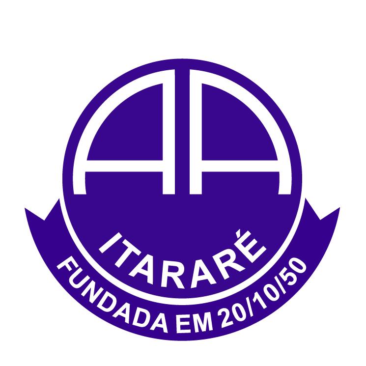 free vector Associacao atletica itarare de itarare sp