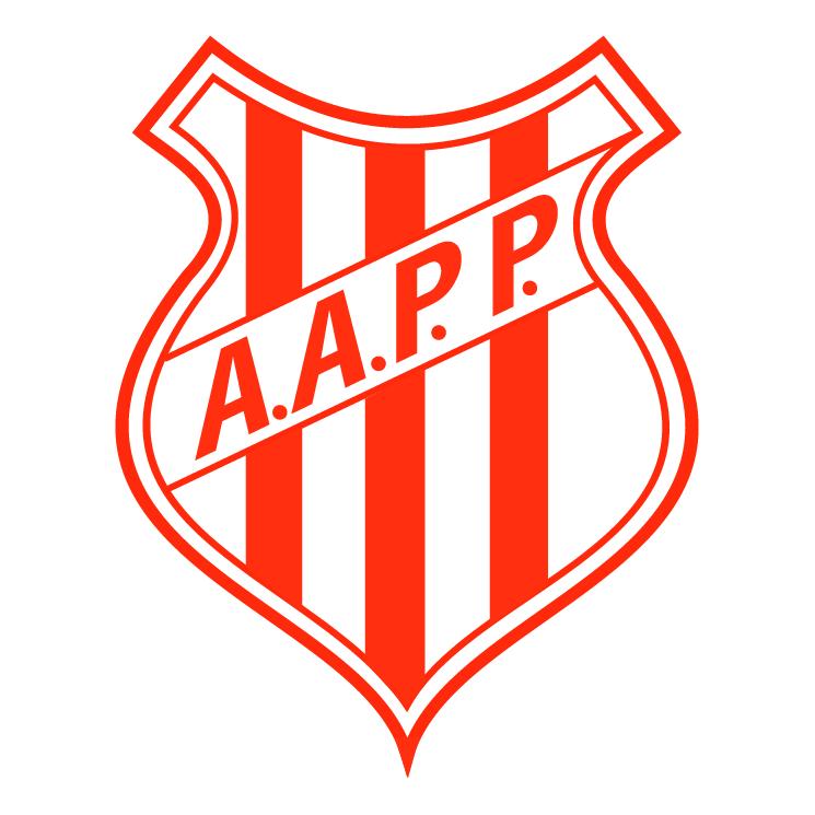 free vector Associacao atletica ponte preta de bauru sp