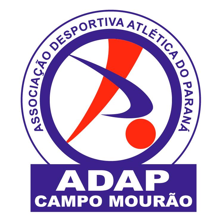 free vector Associacao desportiva atletica do parana campo mouraopr