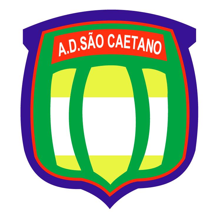 free vector Associacao desportiva sao caetano de sao caetano do sul sp