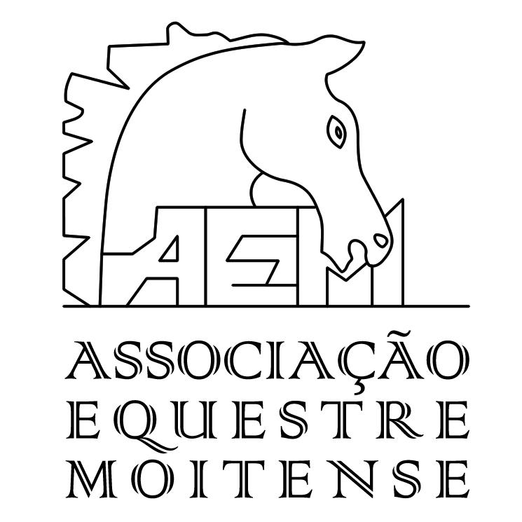free vector Associacao equestre moitense