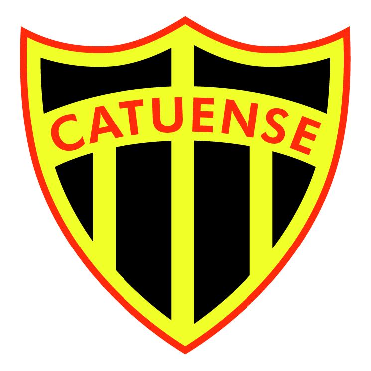 free vector Associacao esportiva catuense catuba