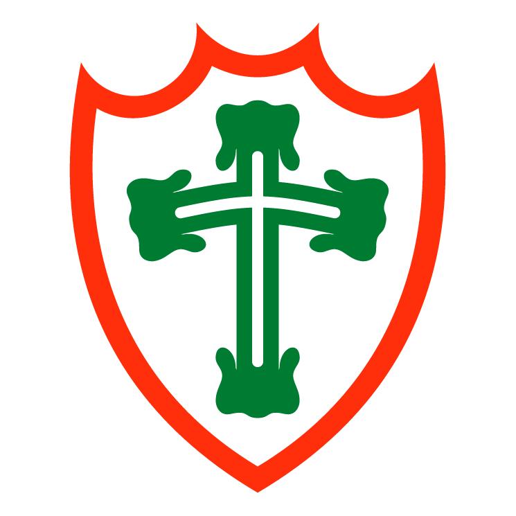 free vector Associacao portuguesa de desportos de sao paulo sp