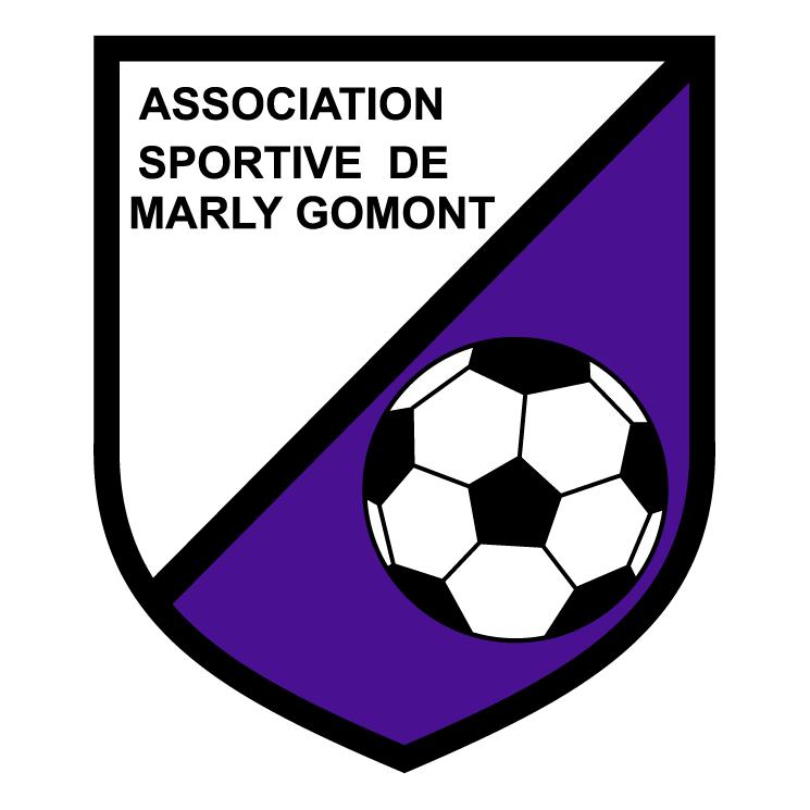 free vector Association sportive de mary gomont