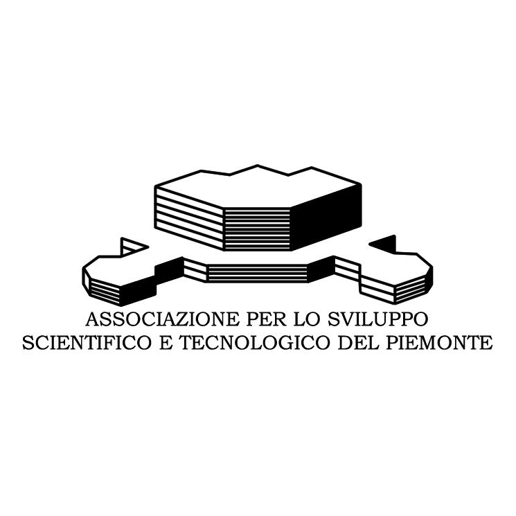 free vector Associazione per lo sviluppo scientifico e tecnologico del piemonte