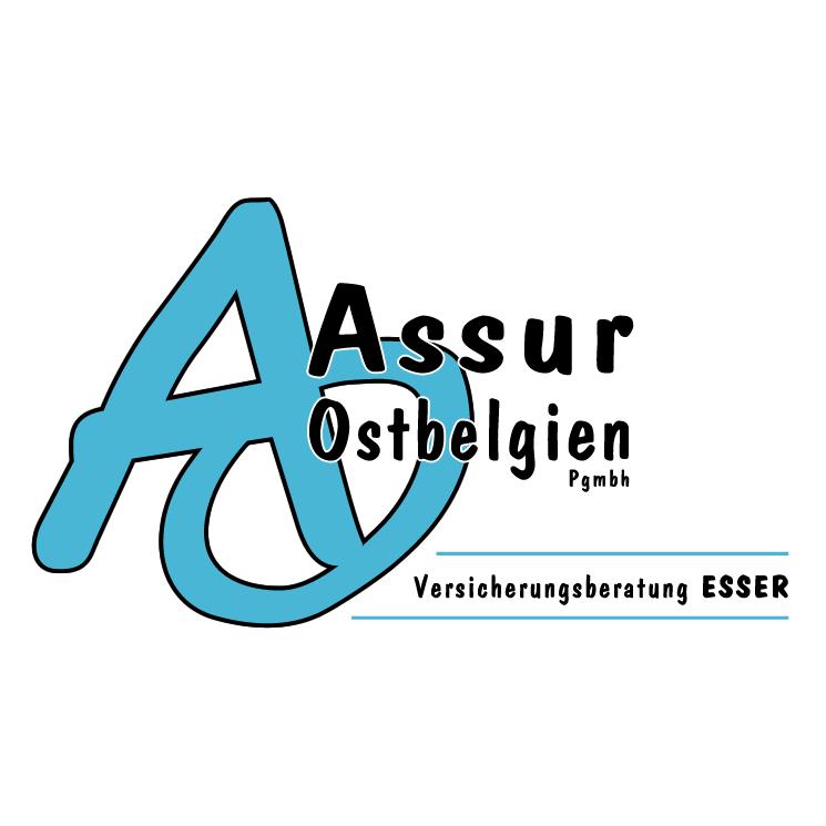 free vector Assur ostbelgien