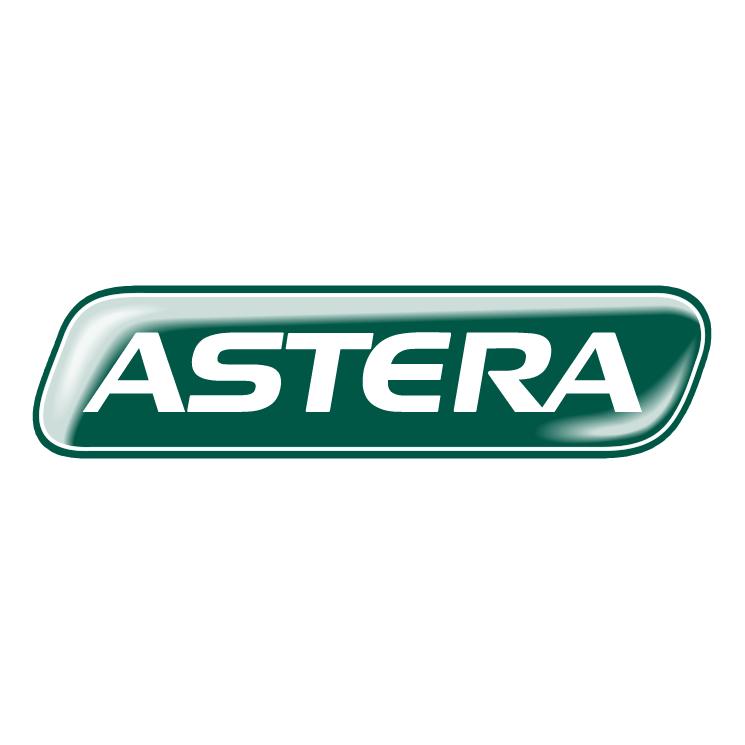 free vector Astera