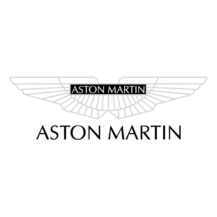 free vector Aston martin