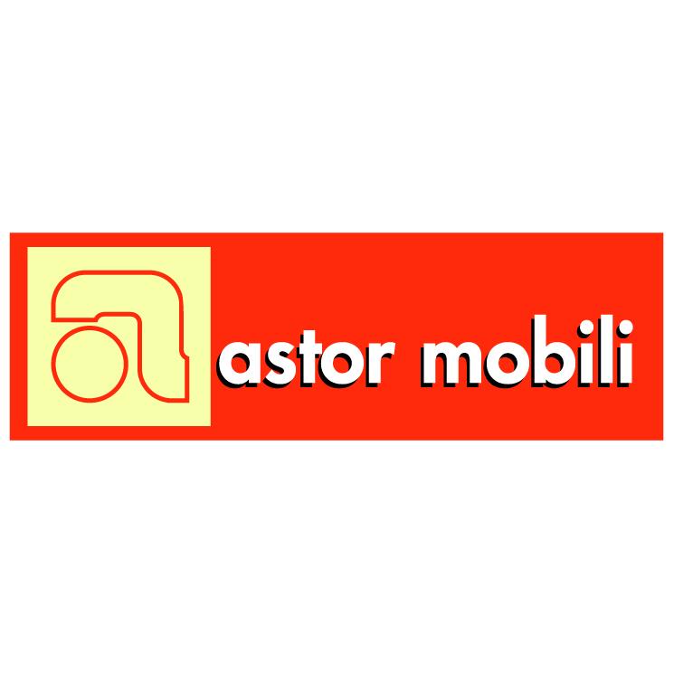free vector Astor mobili