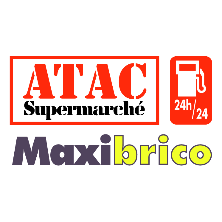 free vector Atac supermarche 0