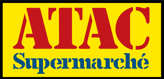 free vector Atac Supermarche logo2