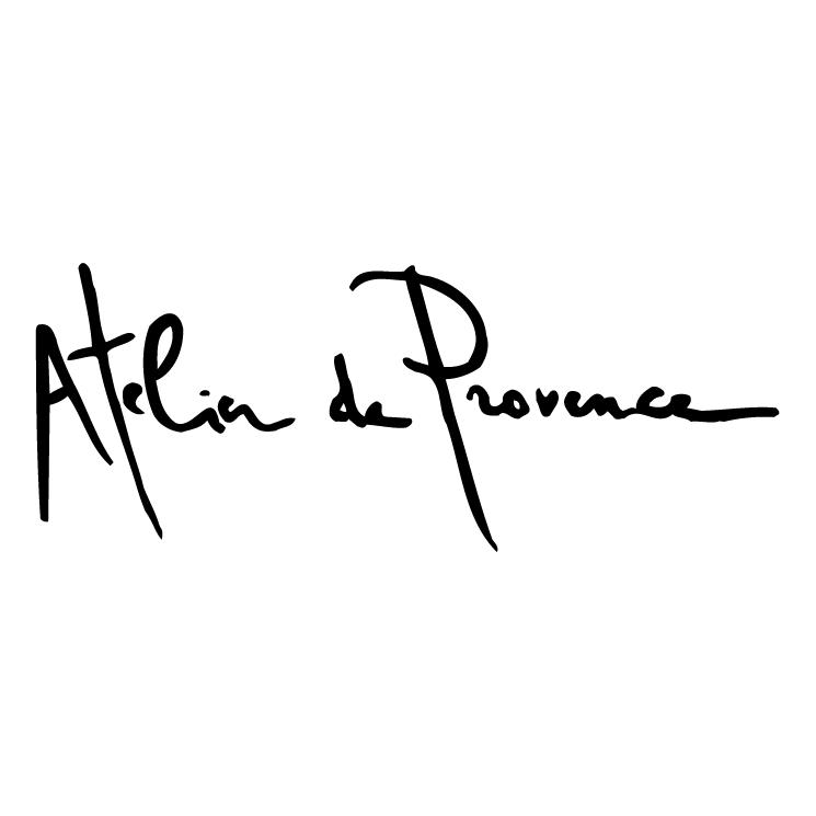 free vector Atelier de provence