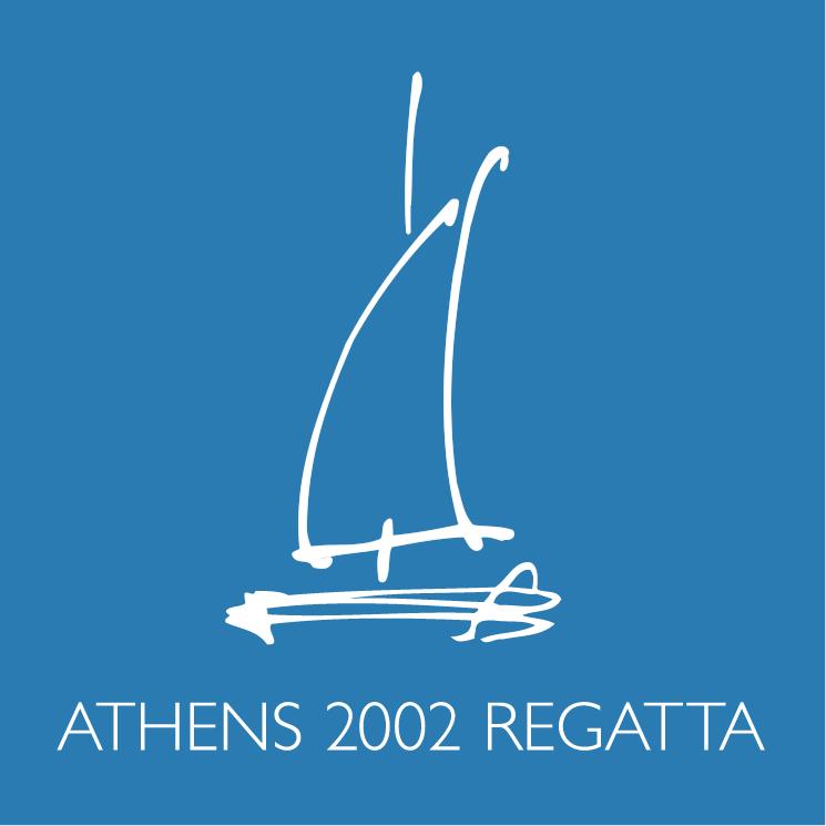 free vector Athens 2002 regata