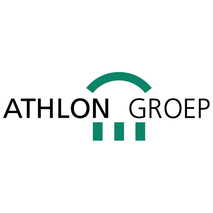 free vector Athlon groep