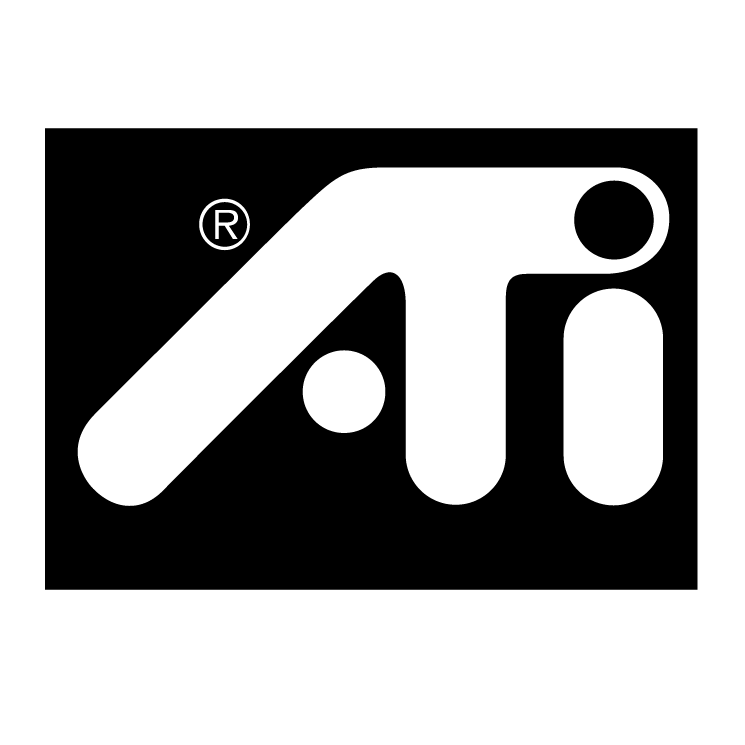 free vector Ati technologies 0
