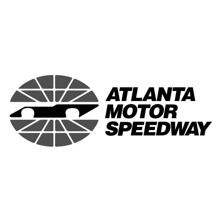 Atlanta Motor Speedway Free Vector 4vector
