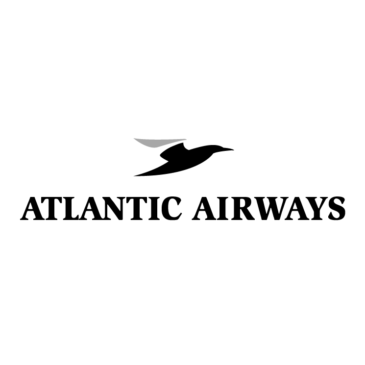 free vector Atlantic airways 0