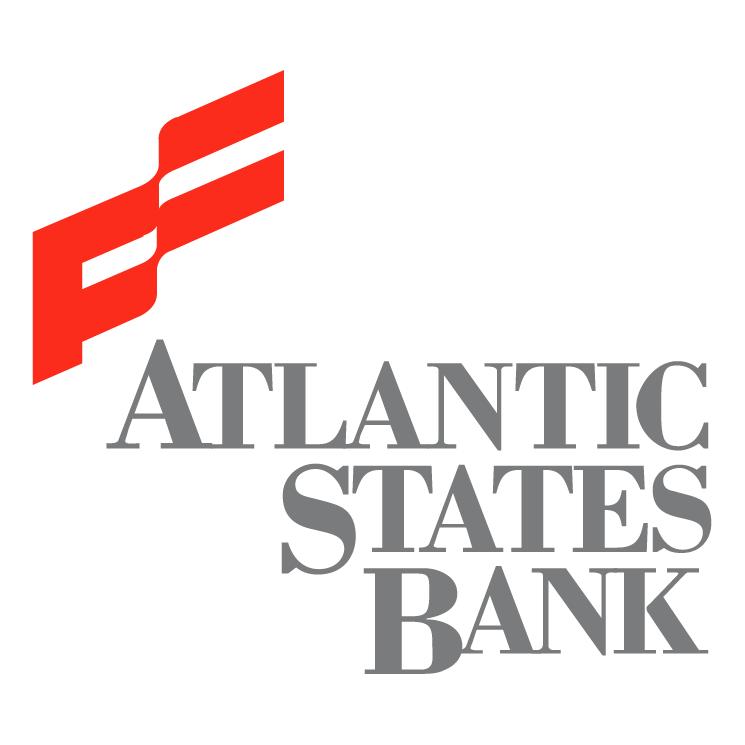 free vector Atlantic states bank