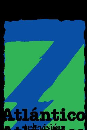 free vector AtlanticoTV Canal 7 logo