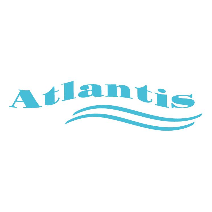 free vector Atlantis 4