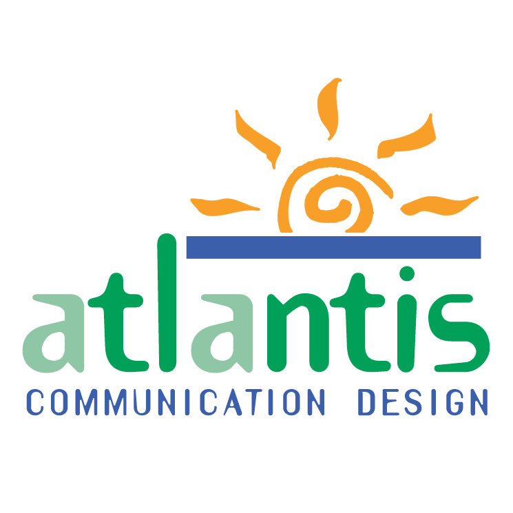 free vector Atlantis communication design