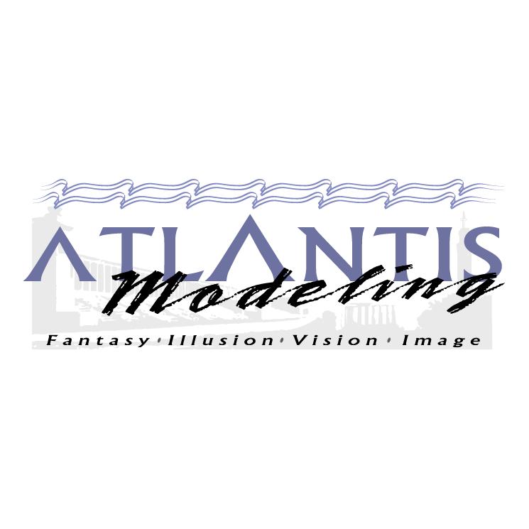 free vector Atlantis modeling