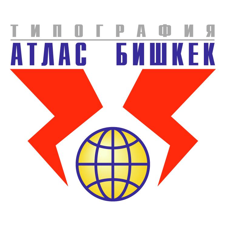 free vector Atlas bishkek