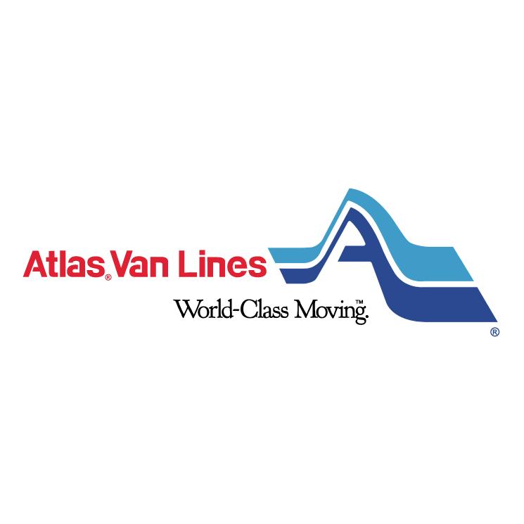 free vector Atlas van lines 1