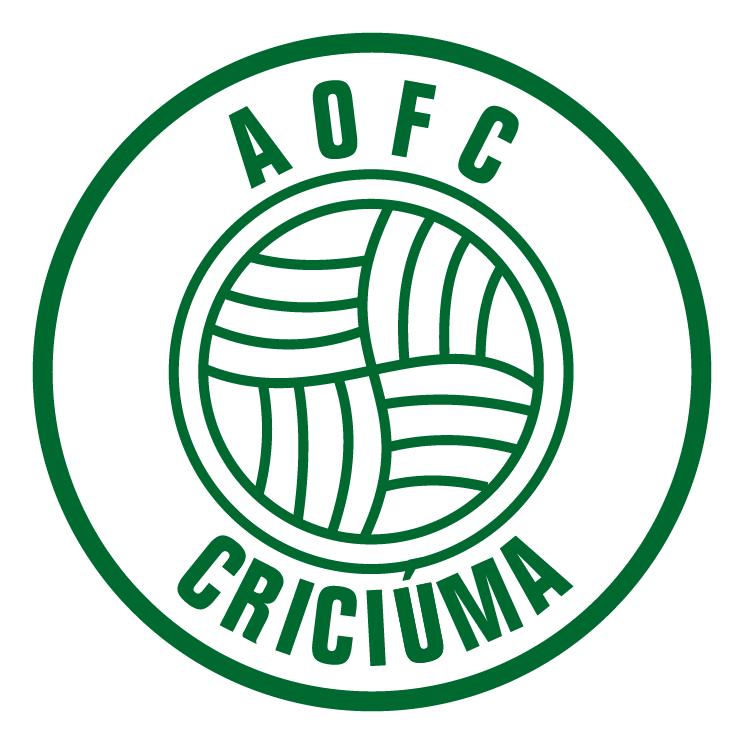 free vector Atletico operario futebol clube de criciuma sc