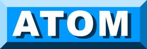 free vector Atom_button clip art