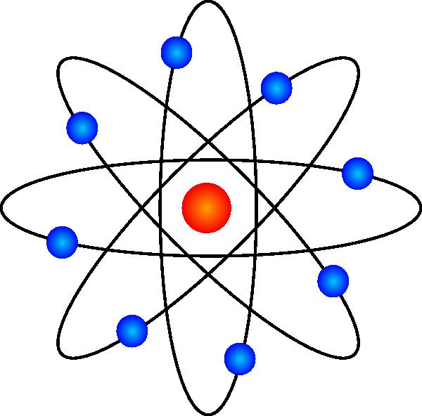 atom symbol clip art free vector 4vector rh 4vector com