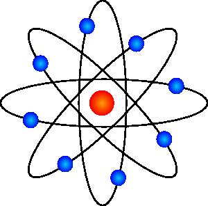 free vector Atom Symbol clip art