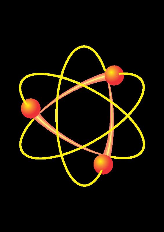 free vector Atom