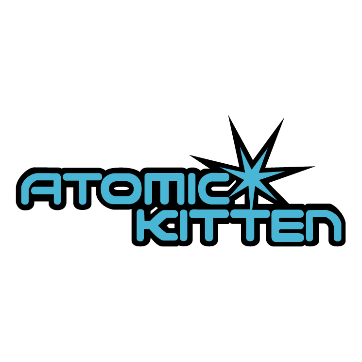 free vector Atomic kitten