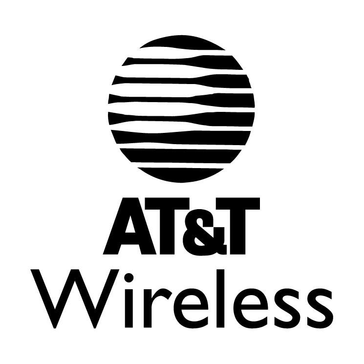 att wireless 3 free vector    4vector
