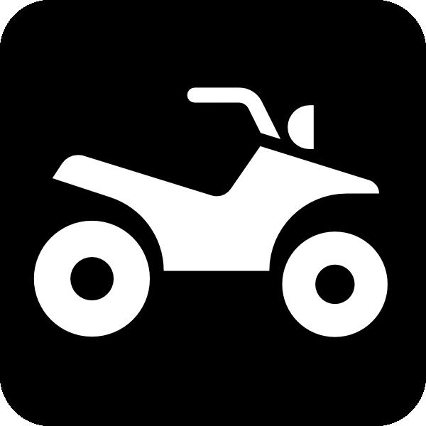 free vector Atv All Terrain Vehicle clip art