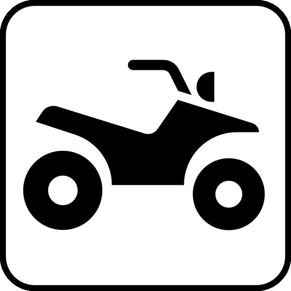 atv all terrain vehicle clip art free vector 4vector rh 4vector com atv cartoon clipart atv clipart