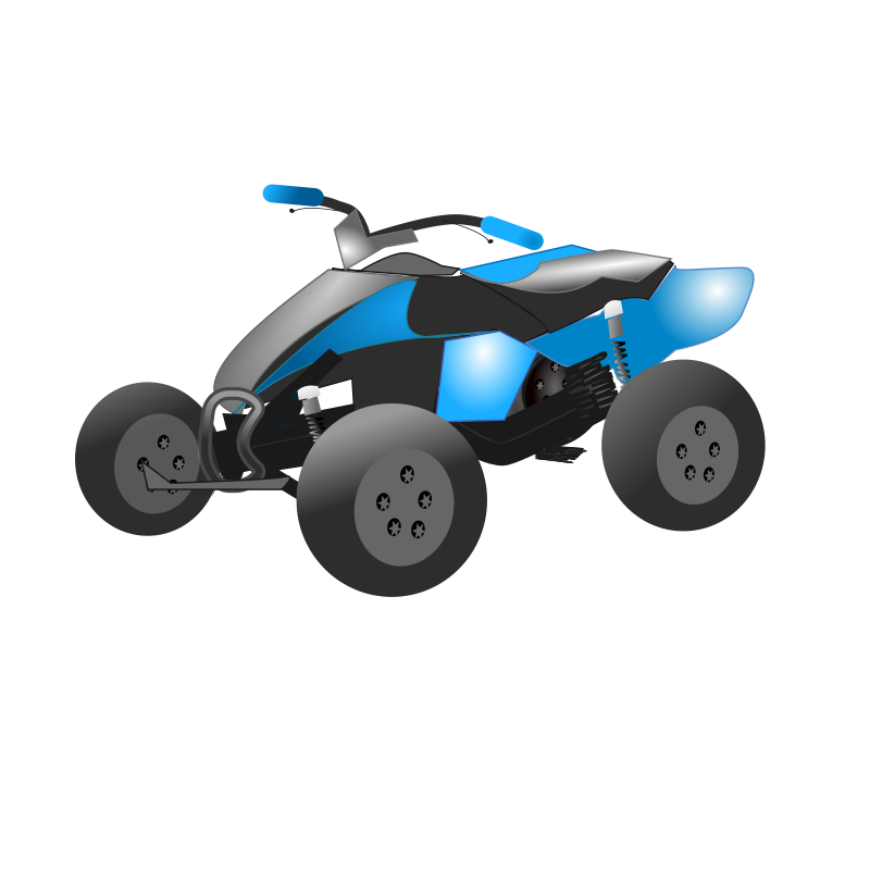 free vector ATV icon